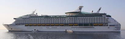 Detailbild Schiff Voyager of the Seas